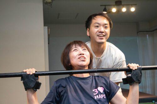 ③筋力トレーニング